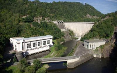 Haute-Corrèze – Cantal Poursuite des travaux d'envergure sur les ouvrages de la SHEM