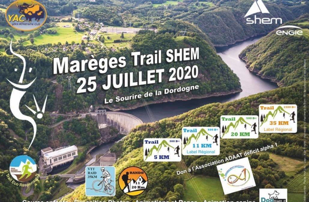 Marèges trail Shem 2020 !