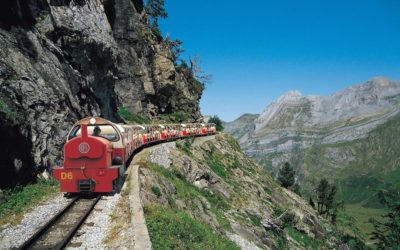 Le Train d'Artouste, un petit train pour un grand barrage