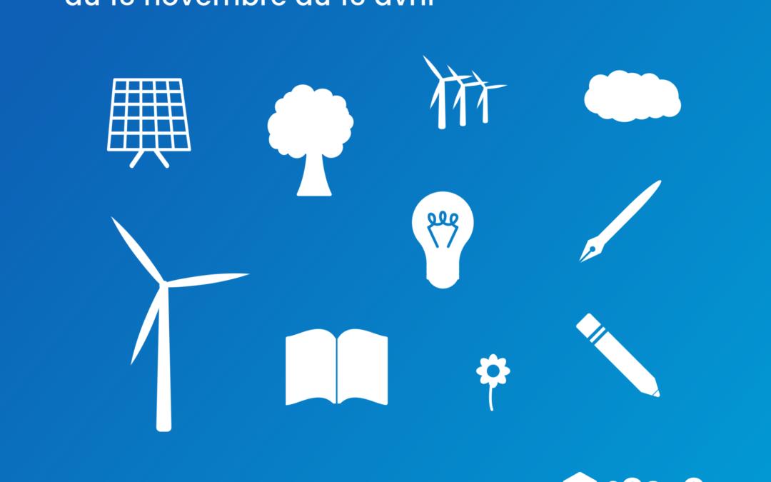 """Nouveau concours JALE """"Encre ton Energie"""" – collège"""