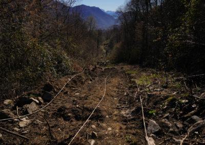 Reconstruction de la ligne moyenne tension de l'usine hydroélectrique de Mauléon-Barousse