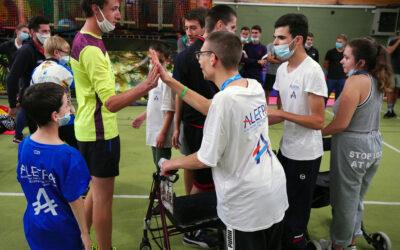 La SHEM soutient la pratique du sport adapté  pour les personnes en situation de handicap mental  ou psychique