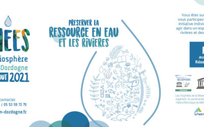 La SHEM partenaire des Trophées de la Biosphère du bassin de la Dordogne