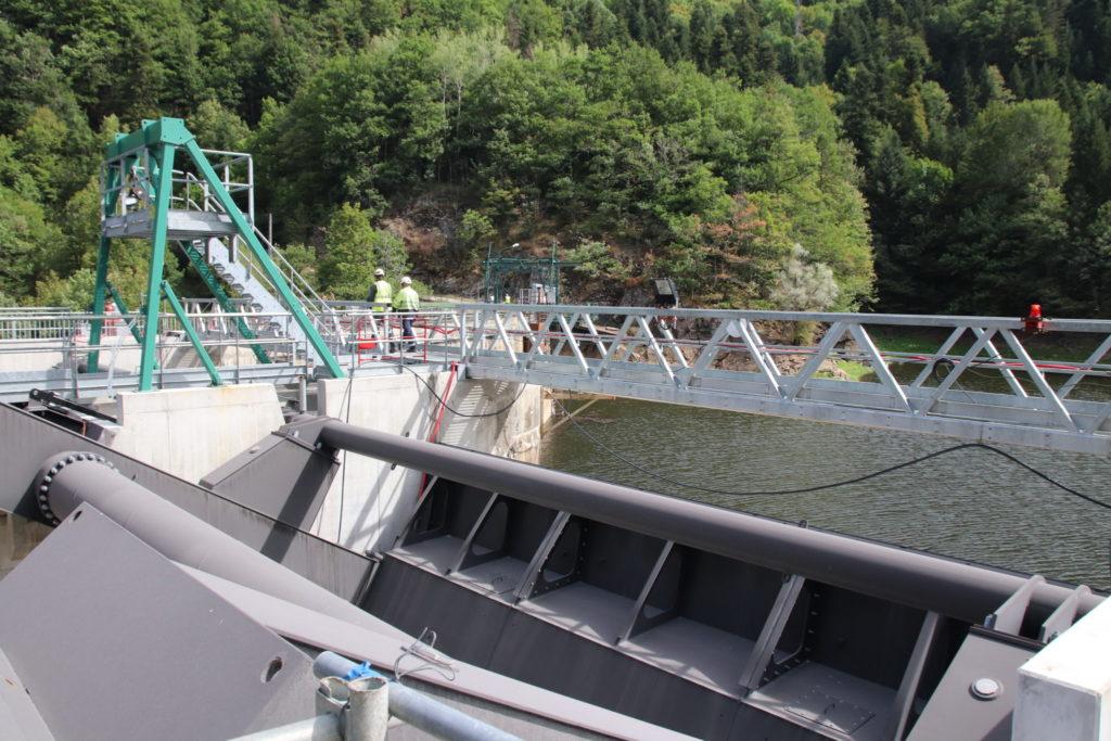 barrage des Essarts