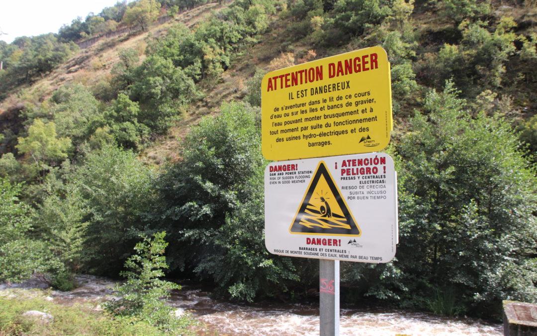 Ouverture de la pêche : La SHEM sensibilise aux bonnes pratiques et rappelle les consignes de sécurité à respecter le long des cours d'eau.