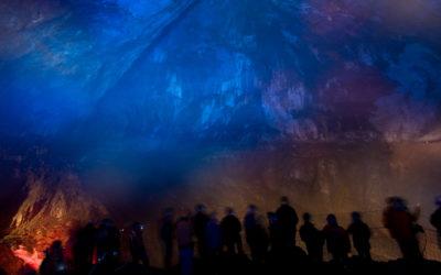 La Verna : une cavité souterraine devenue centrale hydroélectrique