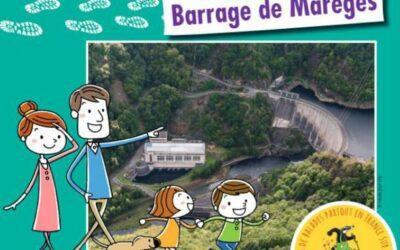 Le belvédère du barrage de Marèges : une visite historique et ludique incontournable