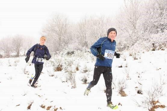 Trail hivernal du Haut Condat 2020, un record de participation pour un évènement soutenu par la SHEM