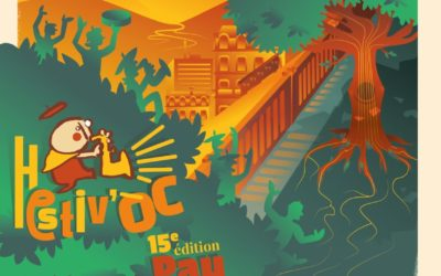 La Shem, fournisseur d'électricité verte pour le festival Hestiv'Òc !