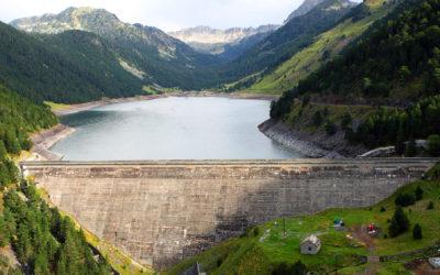 Le barrage de l'Oule au cœur de la modélisation du changement climatique