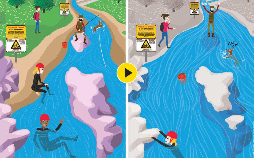 Ouverture de la pêche : la SHEM sensibilise aux bonnes pratiques
