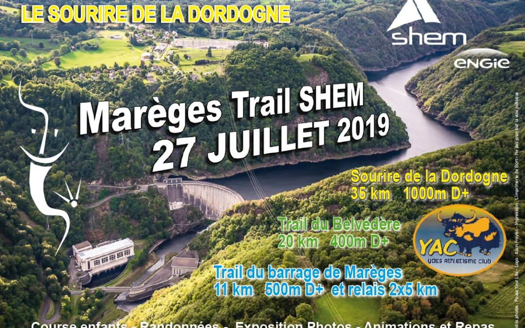 Marèges trail Shem 2019 !